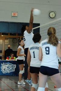 Oswego East volleyball Vs plainfield East 014