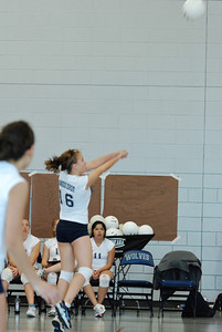 Oswego East volleyball Vs plainfield East 024