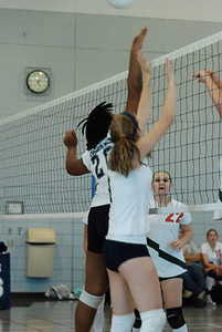 Oswego East volleyball Vs plainfield East 032