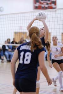 Oswego East Volleyball Vs Plainfield No 234