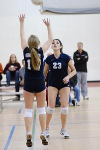 Oswego East Volleyball Vs Plainfield No 273