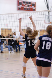 Oswego East Volleyball Vs Plainfield No 245