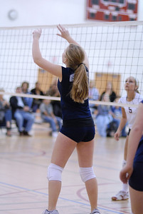 Oswego East Volleyball Vs Plainfield No 237