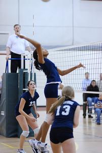 Oswego East Volleyball Vs Plainfield No 270