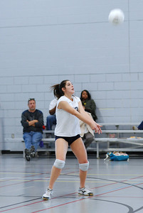 Oswego East volleyball Vs plainfield East 198