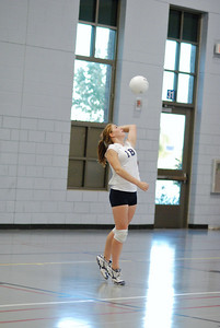 Oswego East volleyball Vs plainfield East 208