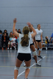 Oswego East volleyball Vs plainfield East 180
