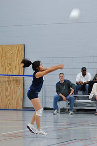Oswego East volleyball Vs plainfield East 172