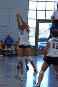 Oswego East volleyball Vs plainfield East 184