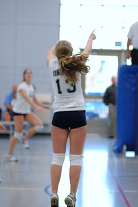 Oswego East volleyball Vs plainfield East 215