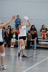 Oswego East volleyball Vs plainfield East 168