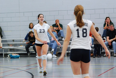 Oswego East volleyball Vs plainfield East 191