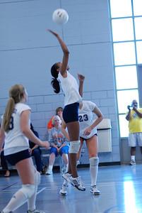 OE Volleyball Vs Minooka 140