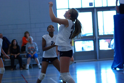 OE Volleyball Vs Minooka 137