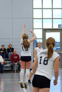 Oswego East Volleyball Vs Plainfield So 195