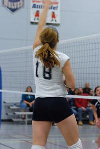 Oswego East Volleyball Vs Plainfield So 192