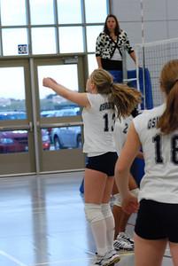 Oswego East Volleyball Vs Plainfield So 170