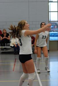 Oswego East Volleyball Vs Plainfield So 165