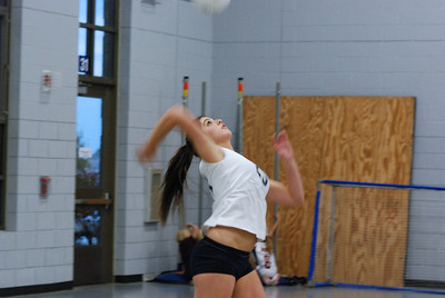 Oswego East Volleyball Vs Plainfield So 217