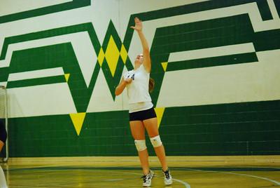 O E freshman Volleyball Vs Waubonsie Valley 026