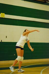 O E freshman Volleyball Vs Waubonsie Valley 125