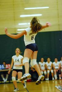 O E freshman Volleyball Vs Waubonsie Valley 013