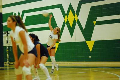 O E freshman Volleyball Vs Waubonsie Valley 044