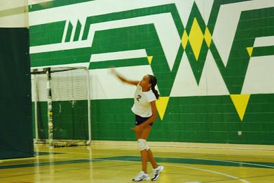 O E freshman Volleyball Vs Waubonsie Valley 009