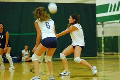 O E freshman Volleyball Vs Waubonsie Valley 015