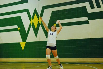 O E freshman Volleyball Vs Waubonsie Valley 025