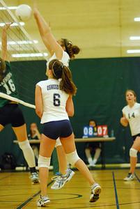 O E freshman Volleyball Vs Waubonsie Valley 019