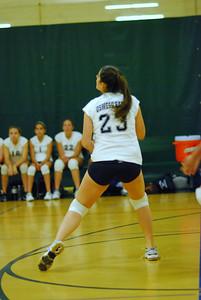 O E freshman Volleyball Vs Waubonsie Valley 002