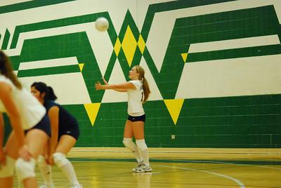 O E freshman Volleyball Vs Waubonsie Valley 043