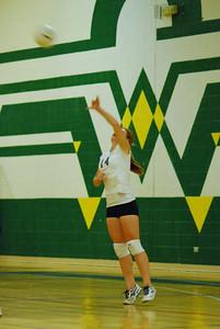 O E freshman Volleyball Vs Waubonsie Valley 024