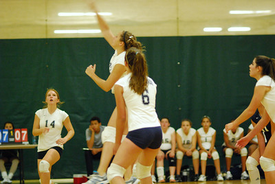 O E freshman Volleyball Vs Waubonsie Valley 017