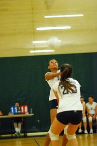 O E freshman Volleyball Vs Waubonsie Valley 036
