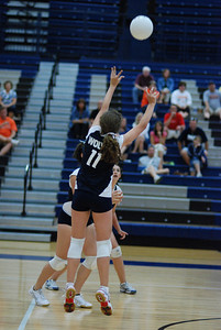 OE Volleyball Vs Minooka 014