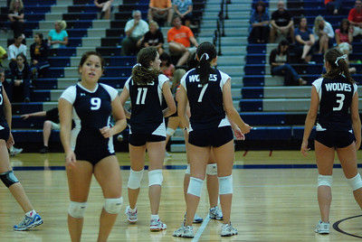 OE Volleyball Vs Minooka 001
