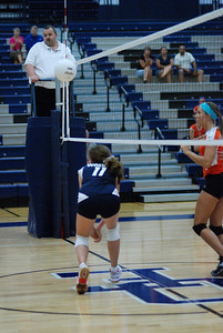 OE Volleyball Vs Minooka 011