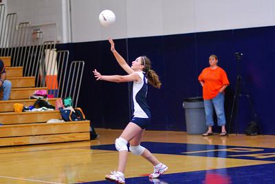 Oswego East VolleyBall Vs Oswego 213