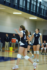 Oswego East volleyball Vs plainfield East 115