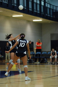 Oswego East volleyball Vs plainfield East 139