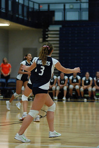 Oswego East volleyball Vs plainfield East 152