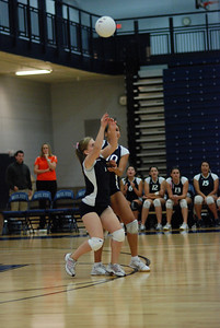Oswego East volleyball Vs plainfield East 161