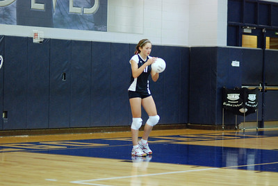 Oswego East volleyball Vs plainfield East 111