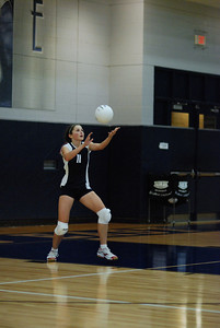 Oswego East volleyball Vs plainfield East 117