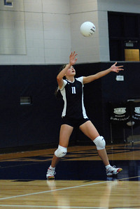 Oswego East volleyball Vs plainfield East 120