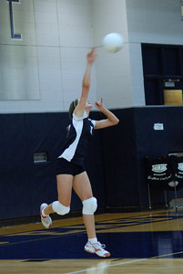 Oswego East volleyball Vs plainfield East 116