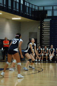 Oswego East volleyball Vs plainfield East 131