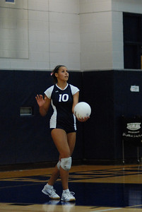 Oswego East volleyball Vs plainfield East 125